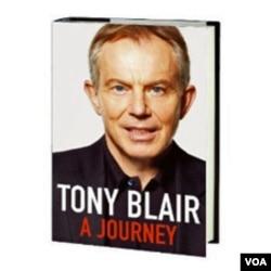 "Buku memoir Tony Blair ""A Journey"", berisi pembelaan terhadap berbagai kebijakannya selama menjabat PM Inggris."