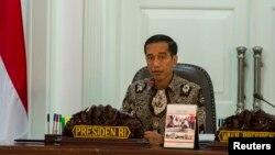 Đây là lần đầu tiên Tổng Thống Indonesia Joko Widodo công khai nói lên lập trường của ông về vấn đề Biển Đông từ khi ông lên nắm quyền hồi tháng 10 năm ngoái.
