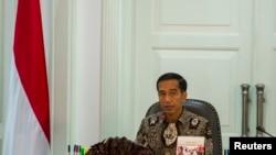 印尼總統佐科(資料圖片)