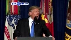 Manchetes Americanas 22 Agosto: EUA vão trabalhar com Afeganistão mas o cheque não está em branco