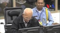 Khmer Rouge Ex-Leaders Give Final Statements at War Crimes Tribunal