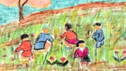 Drawings by Children in Hiroshima, Japan Show Hope and Peace