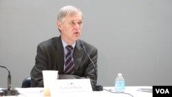 Ông Richard Bush, nhà phân tích về các vấn đề Đông Bắc Á tại Viện Brookings