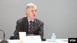 前美國在台協會主席﹐現任布魯金斯學會東北亞政策研究中心主任卜睿哲