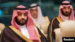 سعودي ولي عهد محمد بن سلمان