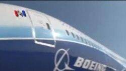 Dreamliner Bermasalah tapi Aman - Liputan Berita VOA