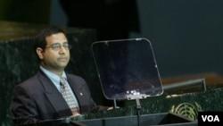 Pelapor khusus PBB, Ahmed Shaheed
