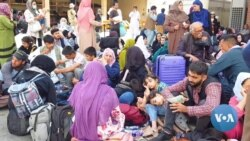 Chaos, Missing Loved Ones Mark Evacuation Efforts in Kabul