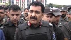 عبدالرحمان رحیمی قوماندان امنیه کابل
