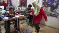 Disabled Workers Find Jobs Selling Products, Teaching Others How to Sew and Be Tailors