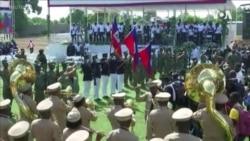 Slain Haiti President's Funeral