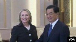 希拉里克林頓代表奧巴馬出席APEC峰會 將與胡錦濤會晤