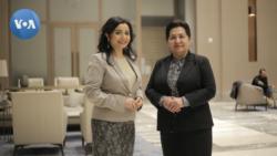 Tanzila Narbaeva: Xalq dardi, Senat va prezident