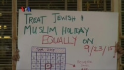 Hari Raya Islam pada Kalender Sekolah Negeri di AS
