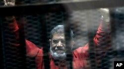 محمد مرسی رئیس جمهوری پیشین مصر حامی این گروه بود.