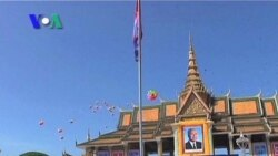 Former King Sihanouk 'Still Strong': Palace Official (Cambodia news in Khmer)