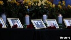 Fotografije žrtava masovne pucnjave u školi u Santa Feu