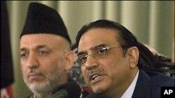 یک توافقنامه ترانزیتی و تجارتی بین پاکستان و افغانستان امضاء شد