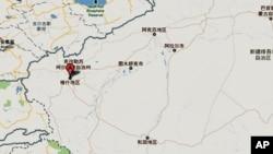 中国新疆咯什