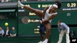Chỉ còn lại giải quần vợt Mỹ mở rộng vào tháng 9 tới đây tại New York là Williams giành thắng lợi tại tất cả các giải quần vợt lớn trong năm nay.