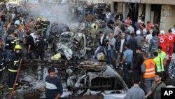عکس آرشیو، انفجار ۱۹ نوامبر در بیروت