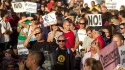 جنبش اشغال در سراسر جهان گسترش پیدا می کند