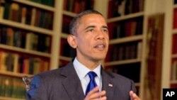 Обама го поздрави увојувањето на законот за финансиски реформи