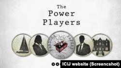 ICIJ Pandora Papers investigative report Power Players