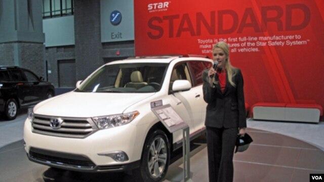 El grupo Toyota vendió 9,75 millones de automóviles en el mundo.