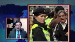 VOA连线: 香港泛民主派拟占领中环争取真普选