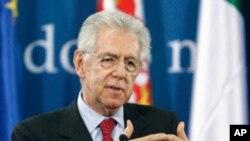Thủ tướng Italia Mario Monti