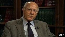De Borgrov: Humanitarna vojna operacija u Libiji nije najbolje razrađena