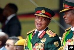 uretired General Constantino Chiwenga.