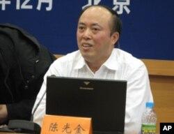 中国社科院社会学所副所长陈光金