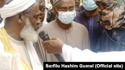 Sheik Ahmed Gumi Tare da Fulani 'yan Bindiga