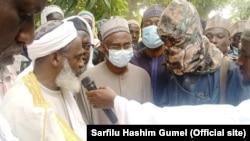 Sheikh Ahmed Gumi Tare Da Fulani 'yan Bindiga