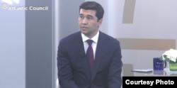 Senator Alisher Sa'dullayev