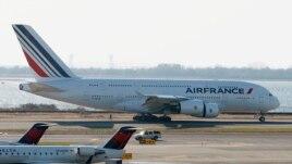 Kërcënim ndaj avionit të Air France