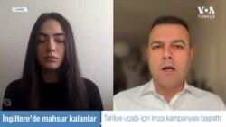 İngiltere'de Mahsur Kalan Türkler'den Tahliye Uçağı İçin İmza Kampanyası