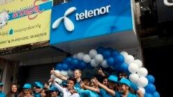 ကုမၸဏီ၀န္ထမ္းေတြ လံုၿခံဳေရး Telenor စိုးရိမ္