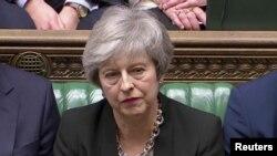 Тереза Мэй, премьер-министр Великобритании
