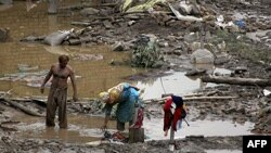 Lụt lội ở Ghana làm 23 người thiệt mạng