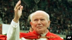 Pope John Paul II (file photo)