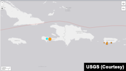 Terramoto, Haiti