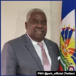 Christian Emmanuel Sanon, a 62-year-old Haitian suspect arrested in the investigation of the killing of President Jovenel Moïse