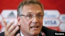 Генеральный секретарь ФИФА Джером Вальке
