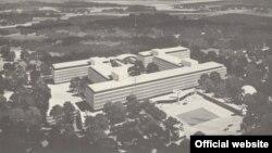 په ورجینیا ایالت کې د سي.آی.ای مرکزي دفتر