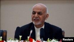 Presidente Ashraf Ghani