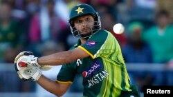 شاهد افریدی، کپتان پشین تیم ملی کرکت پاکستان