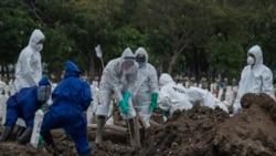 Casos de coronavírus aumentam em Angola - 2:47